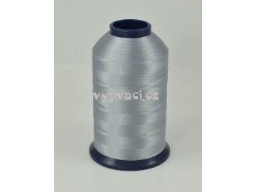 vyšívací nit šedá ROYAL P317 5000m polyester