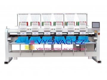 Vyšívací stroj GMS GT 1206