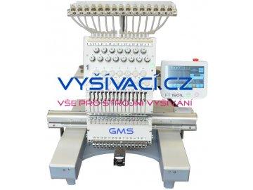 Vyšívací stroj GMS FT1501L bez stojanu