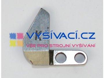 Nůž odstřihu pevný pro GMS vyšívací stroje 1