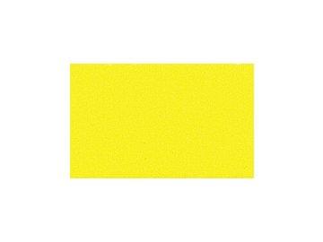 PUFFY pěna PUF140-3 žlutá - pro vyšívání 3D prostorových výšivek, tloušťka 3mm, výsek 28x46cm