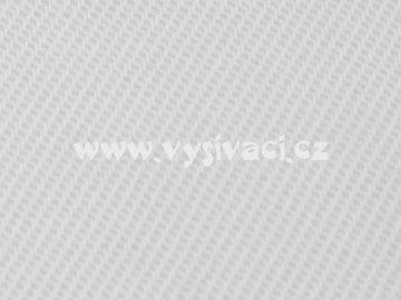 ELEGANT materiál pro vyšívání nášivek a aplikací š.150cm barva 100 bílá