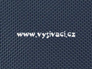 RASOX materiál pro vyšívání nášivek a aplikací 100% polyester, barva č. 240 tmavě modrá