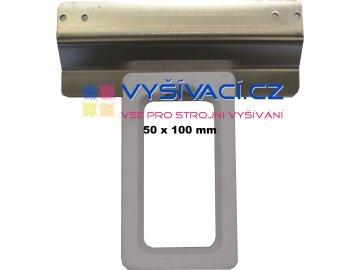 Magnetický rámeček 50 x 100 mm pro GMS CT