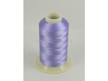 vyšívací nit fialová ROYAL C330 návin 1000m viskóza