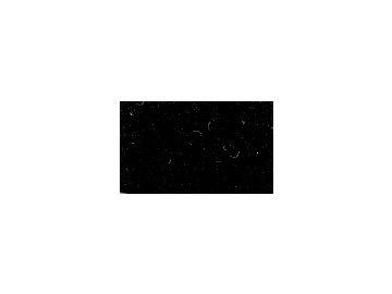 FILC pro vyšívání nášivek a aplikací, tloušťka cca 1mm, barva č. 255 černá DOPRODEJ ZBYTKU cca 50x112cm