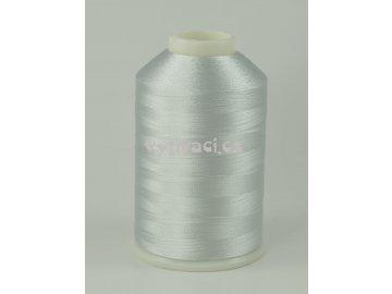vyšívací nitě šedá ROYAL C481 návin 5000m viskóza