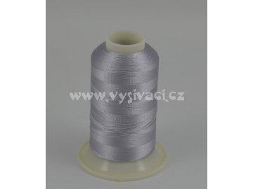 vyšívací nit šedá ROYAL C183 návin 1000m viskóza