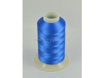 vyšívací nit modrá ROYAL C769 návin 1000m viskóza