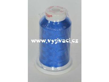 Vyšívací nit GUNOLD SULKY 526 modrá