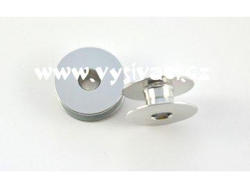 cívka hliníková pro šicí a vyšívací stroje