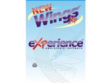 vyšívací software EXPERIENCE XP5 PILOT  základní level pro vytváření vzorů a textů