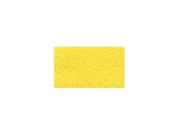 FILC pro vyšívání nášivek a aplikací, š. 112cm, tloušťka cca 1mm, barva č. 150 žloutkově žlutá