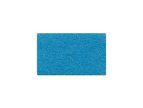 FILC pro vyšívání nášivek a aplikací, š. 112cm, tloušťka cca 1mm, barva č. 225 azurově modrá