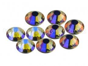 CBEP 1320 Paradise crystal velikost SS20 hot fix kameny na textil celobroušené Premium Extra