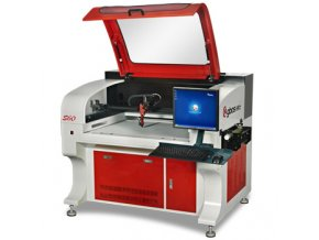 GBOS S30 CCD - řezací a gravírovací laser s polohovací kamerou