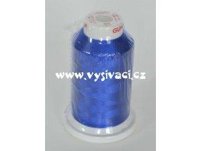 Vyšívací nit GUNOLD SULKY 572 modrá
