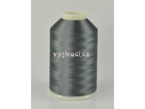vyšívací nitě šedá ROYAL C276 návin 5000m viskóza