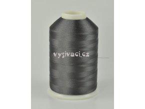 vyšívací nitě šedá ROYAL C273 návin 5000m viskóza