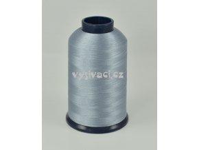 vyšívací nit šedá ROYAL P7118 5000m polyester