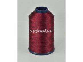 vyšívací nit fialová ROYAL P7385 5000m polyester