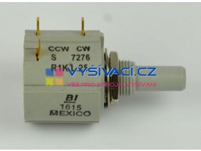 Potenciometr pro vyšívací stroje GMS