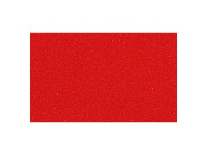 PUFFY pěna PUF165-3 červená - pro vyšívání 3D prostorových výšivek, tloušťka 3mm, výsek 30x50cm