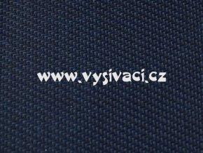 ELEGANT materiál pro vyšívání nášivek a aplikací š.150cm barva 235 tmavě modrá