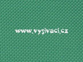 RASOX materiál pro vyšívání nášivek a aplikací 100% polyester, barva č. 210 zelená
