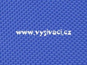 RASOX materiál pro vyšívání nášivek a aplikací 100% polyester, barva č. 230 královská modrá