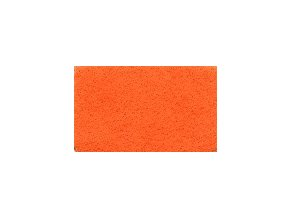 FILC pro vyšívání nášivek a aplikací, tloušťka cca 1mm, barva č. 155 oranžová DOPRODEJ ZBYTKU cca 95x112cm