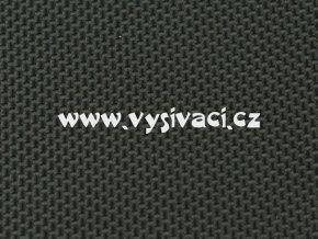 RASOX materiál pro vyšívání nášivek a aplikací 100% polyester, barva č. 255 černá