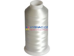 Vyšívací nit polyesterová P3182 šedá