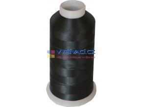 Vyšívací nit polyesterová P3193 šedá