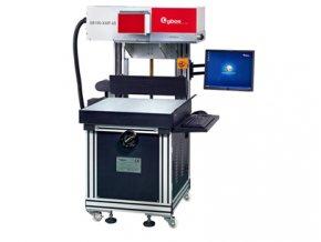 GBOS XXP3-150 - 3D dynamický CO2 galvanometrický laser s prac. plochou až 60x60cm