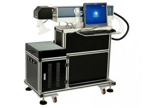 GBOS GB60A - vysokorychlostní galvanometrický CO2 laser pro značení nekovových materiálů