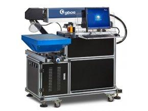 GBOS GB60A XYP - vysokorychlostní galvanometrický CO2 laser pro značení nekovových materiálů