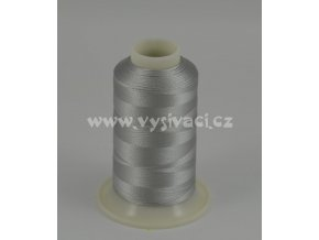 vyšívací nit šedá ROYAL C331 návin 1000m viskóza