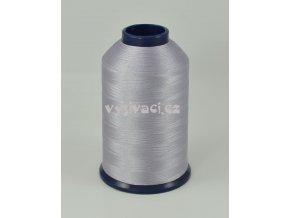 vyšívací nit šedá ROYAL P165 5000m polyester