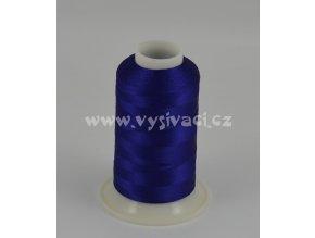 vyšívací nit fialová ROYAL C355 návin 1000m viskóza
