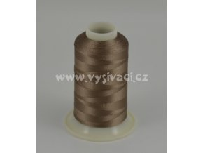 vyšívací nit šedá ROYAL C477 návin 1000m viskóza