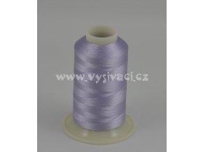 vyšívací nit fialová ROYAL C081 návin 1000m viskóza