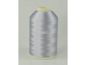 vyšívací nitě šedá ROYAL C183 návin 5000m viskóza