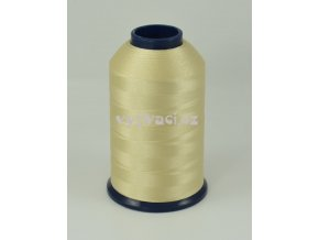 vyšívací nit žlutá ROYAL P299 5000m polyester