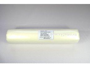 AQUA VLIS AV40 - vodou rozpustný podkladový materiál pro vyšívání, gramáž 40g/m2, barva bílá, šíře 30cm