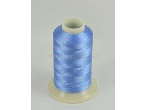 vyšívací nit modrá ROYAL C771 návin 1000m viskóza