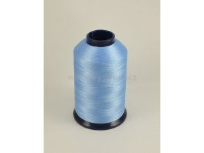 vyšívací nit modrá ROYAL P057 5000m polyester