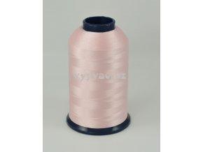 vyšívací nit růžová ROYAL P029 5000m polyester