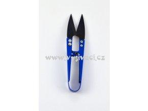nůžky odstřihovací cvakačky celokovové, délka 10,5cm