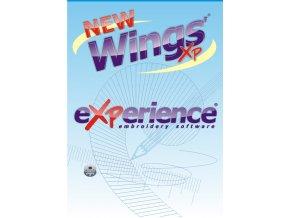 vyšívací software EXPERIENCE XP5 PILOT  základní level pro vytváření a editaci textů